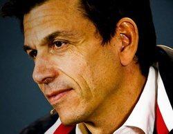 Toto Wolff piensa que Ferrari está jugando con fuego con las órdenes de equipo