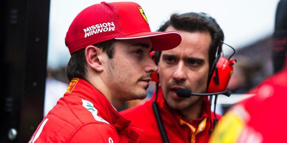 "Charles Leclerc no cree que Ferrari le sacrificara en China: ""Somos un equipo"""