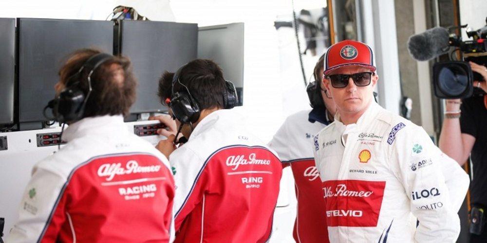 """Kimi Räikkönen: """"Todos tienen derecho a decir lo que piensan, solo trato de hacer lo que puedo"""""""