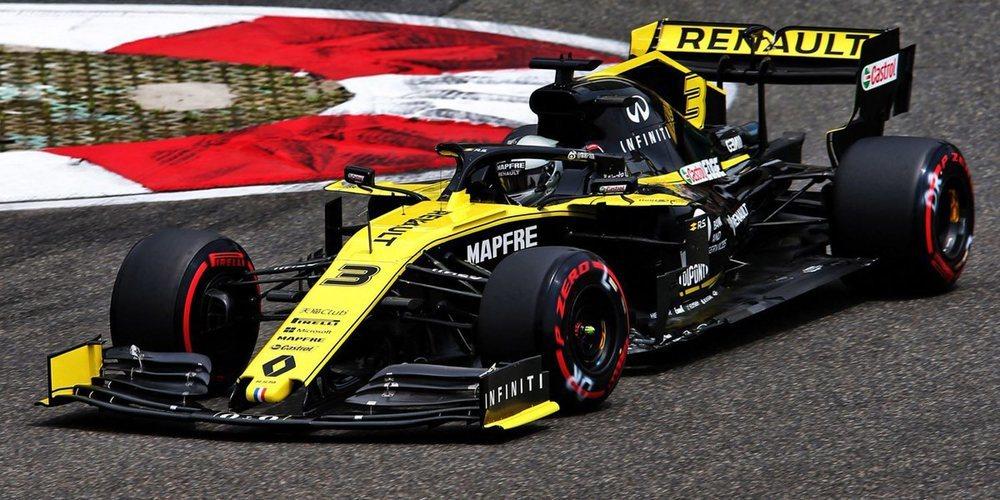 """Daniel Ricciardo: """"Deberíamos estar por delante de los equipos de la zona media, nos falta mejorar"""""""