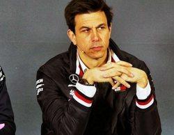 """Toto Wolff: """"No quisimos interferir en el orden de nuestros pilotos, por eso hicimos doble parada"""""""