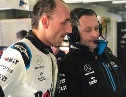 """Robert Kubica analiza la situación: """"Cuando no tienes agarre, no hay magia en este deporte"""""""