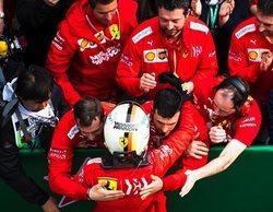 """Mika Häkkinen: """"A Ferrari no debería importarle si es Leclerc o Vettel el que gana la carrera"""""""