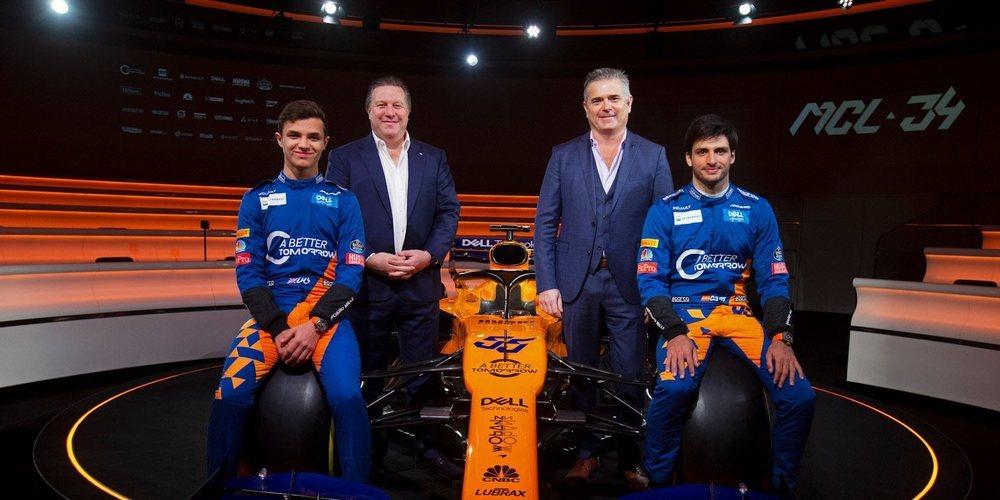 """Gil de Ferran, sobre el progreso de McLaren: """"No descansaremos hasta que seamos P1 y P2"""""""