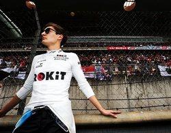 """George Russell cree que Williams debería mejorar su coche """"tres veces más rápido"""" que sus rivales"""