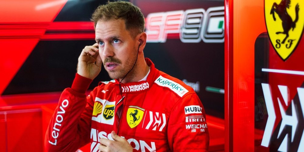 """Vettel considera que está a su mejor nivel: """"Soy ambicioso y tengo muchas expectativas"""""""