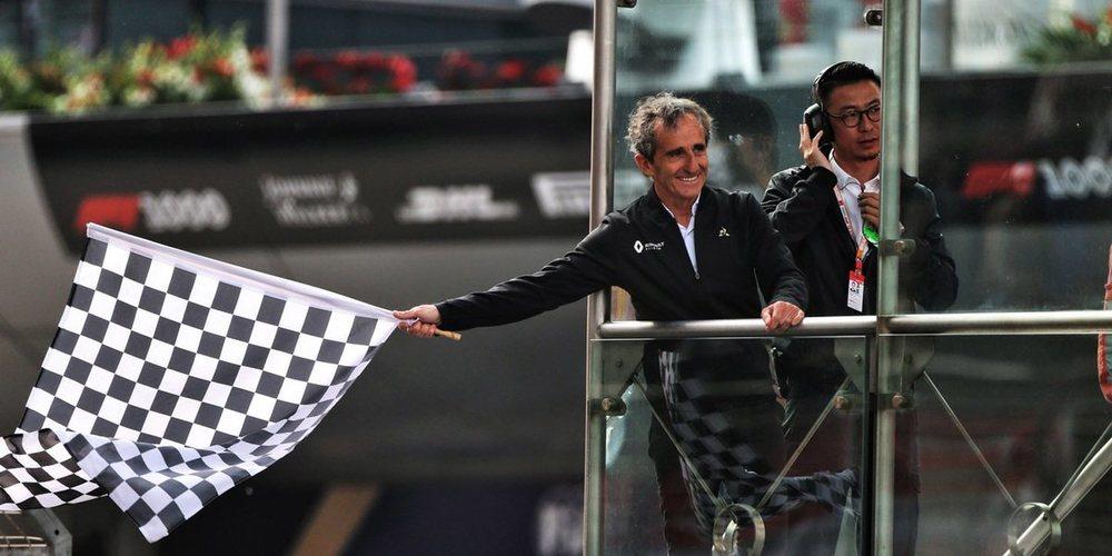 """Prost, sobre los problemas de fiabilidad de Renault: """"Son inevitables, pero forman parte del juego"""""""