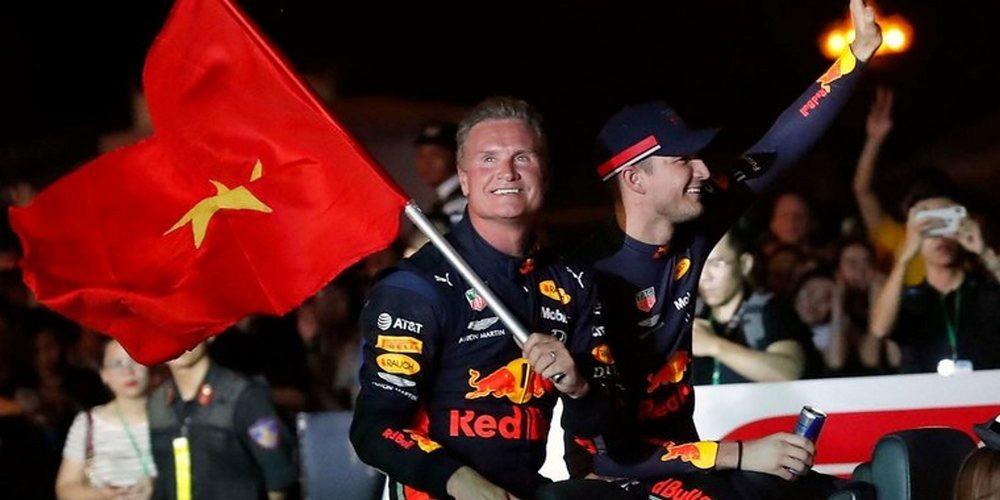 """David Coulthard: """"Es genial tener la oportunidad de pilotar de nuevo el RB7"""""""