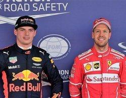 """Max Verstappen: """"Vettel es un buen piloto, pero nunca he pensado que fuera mágico"""""""