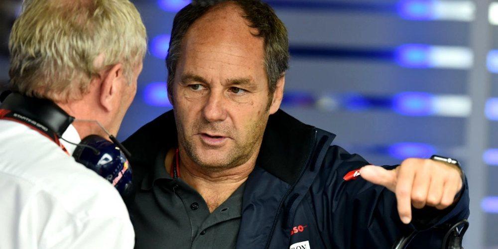 Gerhard Berger cree que Binotto puede acusar tener tantas responsabilidades en Ferrari