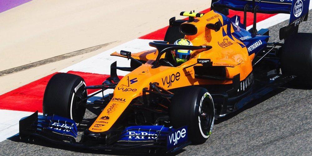 """Lando Norris: """"Contar con Fernando Alonso es beneficioso para el equipo"""""""
