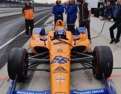 """ESPECIAL INDY: """"Fernando Alonso no se atreve a decir aún si su coche es competitivo"""""""