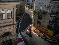 """Antonio Giovinazzi: """"Estuve bastante contento con el coche en los Libres 2"""""""
