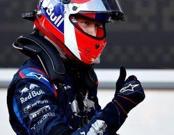 """Daniil Kvyat espera una carrera larga: """"Me mantendré tranquilo y haré el mejor trabajo que pueda"""""""
