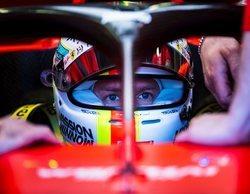 """Sebastian Vettel: """"Nuestro ritmo ha sido bueno hoy, pero no lo suficiente"""""""