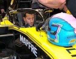 Daniel Ricciardo será sancionado con 3 posiciones en el Gran Premio de España
