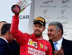 Sebastian Vettel cree que la Fórmula 1 se ha convertido en un deporte demasiado aburrido
