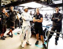 """Lewis Hamilton: """"No es de extrañar que Ferrari esté por delante de nosotros en Barcelona"""""""