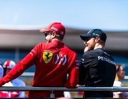 """Sebastian Vettel: """"Estamos luchando un poco más con los neumáticos que en años anteriores"""""""