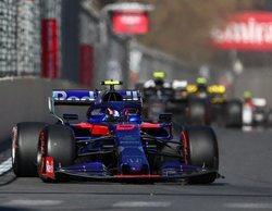 """Alexander Albon: """"El coche es rápido, pero no estamos logrando los resultados que merecemos"""""""