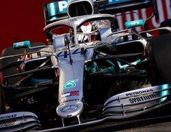 """Lewis Hamilton: """"Mis salidas de China y Azerbaiyán han sido las mejores de toda la parrilla"""""""