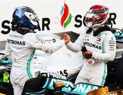 Palmer cree que Hamilton fue demasiado condescendiente con Bottas en la salida de Bakú
