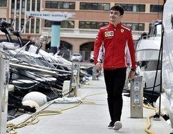 """Leclerc no está molesto por las órdenes de equipo: """"Entiendo que haya una jerarquía en Ferrari"""""""