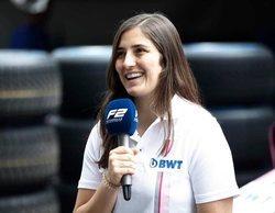 Tatiana Calderón confía en poder subirse a un Fórmula 1 este mismo año