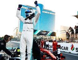 Valtteri Bottas asegura que en Mercedes no hay prioridad entre sus pilotos
