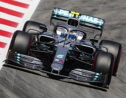 Valtteri Bottas golpea primero en Barcelona tras lograr el mejor tiempo en FP1