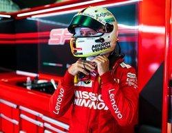 """Sebastian Vettel:  """"Aún no estamos donde queremos estar, tenemos mucho trabajo por delante"""""""