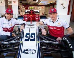 """Kimi Räikkönen: """"Al final de los Libres 2 entendimos un poco mejor el coche"""""""