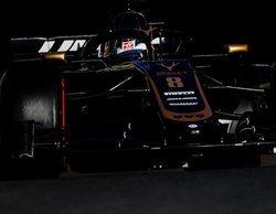 Romain Grosjean Sabemos que el problema no es del chasis sino el uso de los neumáticos