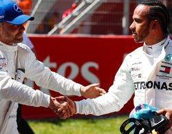 """Valtteri Bottas: """"Lewis y yo queremos ganar el GP, así que espero que haya una pelea justa y dura"""""""