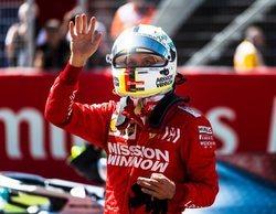 """Sebastian Vettel: """"Seguimos perdiendo demasiado tiempo en las curvas lentas"""""""