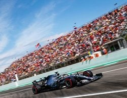 Lewis Hamilton logra el triunfo en Barcelona y recupera el liderato del Mundial