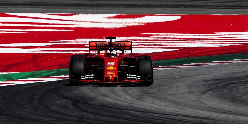 "Sebastian Vettel, resignado: ""Ha sido una carrera decepcionante"""