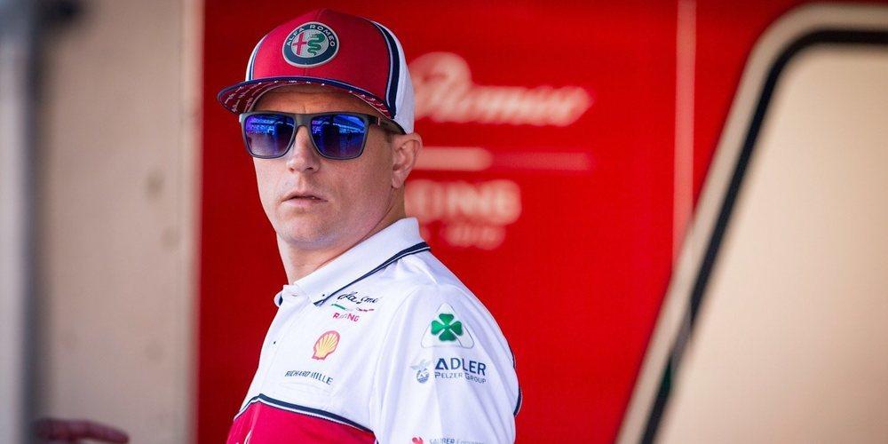 """Kimi Räikkönen: """"En general, no ha sido un fin de semana sencillo para nosotros"""""""