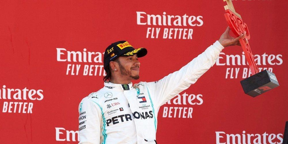 Lewis Hamilton admite que esta temporada de Fórmula 1 carece de emoción
