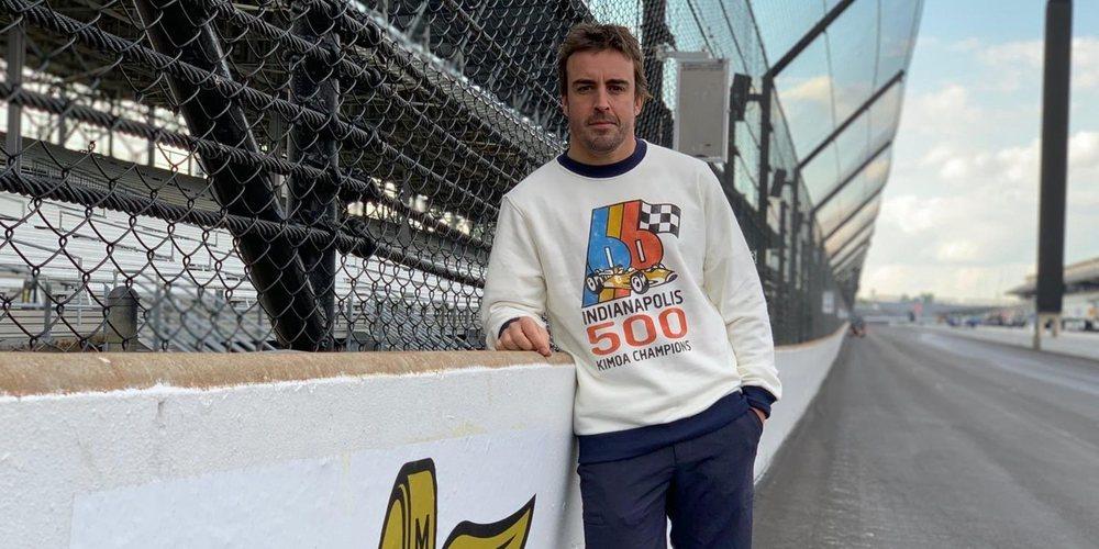 ESPECIAL: Alonso cree que la victoria en Indianápolis sería la más importante de su vida