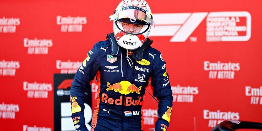 """Horner: """"Verstappen está demostrando su madurez, compostura y consistencia en el coche"""""""