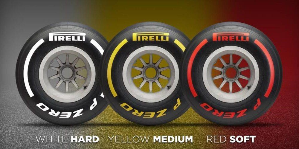 Pirelli desvela la elección de neumáticos para el GP de Mónaco