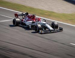 """Callum Ilott, tras subirse al Alfa: """"Me sentí muy cómodo con el coche y con la oportunidad"""""""