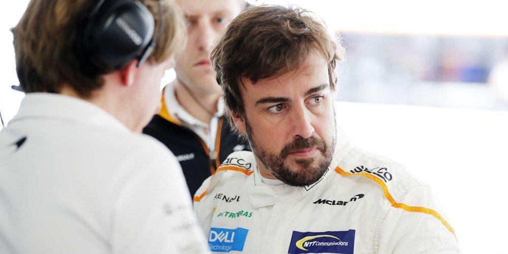 Fernando Alonso habría sido campeón del mundo con el SF71H de Vettel, según Briatore
