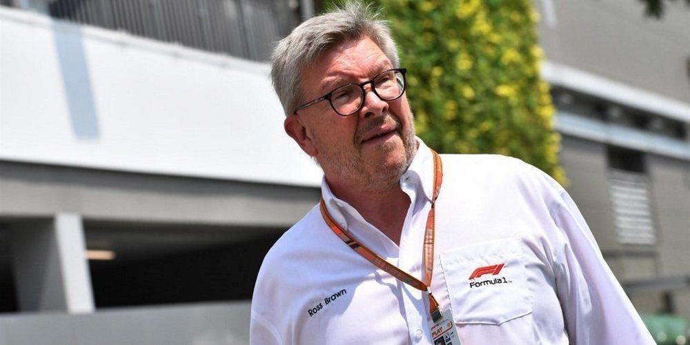 "Ross Brawn: ""La diferencia entre Ferrari y Mercedes no ha disminuido, ha aumentado"""