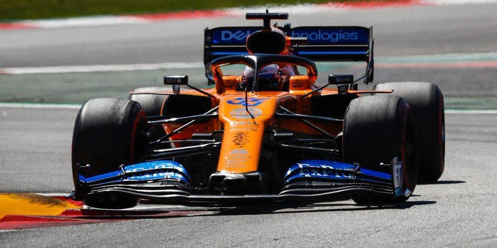 """Carlos Sainz: """"Renault ha hecho mejoras en su motor; estamos más cerca de los equipos top"""""""