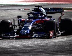 """Alexander Albon: """"Estoy más cómodo en el coche, pero tengo que mejorar en clasificación"""""""