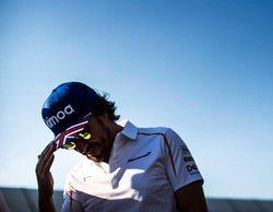 """Alonso, tras su fracaso en Indianápolis: """"El éxito o las decepciones solo llegan si aceptas retos grandes"""""""