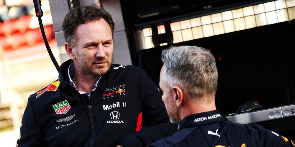 """Christian Horner: """"Mercedes está en la cima de la ola, pero eso no dura para siempre"""""""