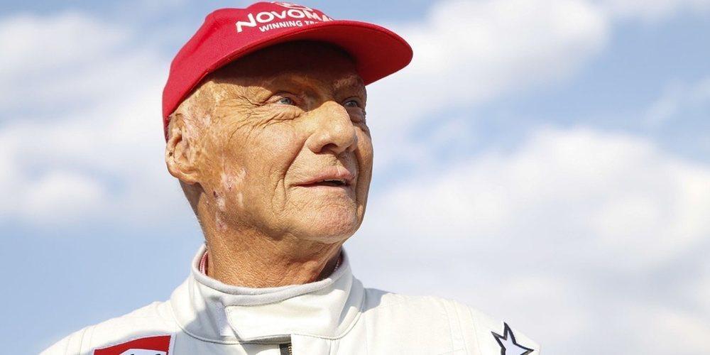 Fallece Niki Lauda a los 70 años de edad
